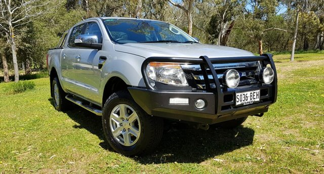 Used Ford Ranger XLT Double Cab, Tanunda, 2014 Ford Ranger XLT Double Cab Utility