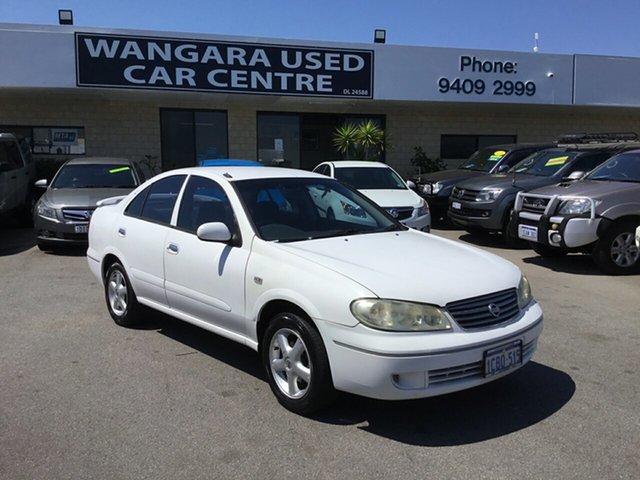 Used Nissan Pulsar ST-L, Wangara, 2005 Nissan Pulsar ST-L Sedan