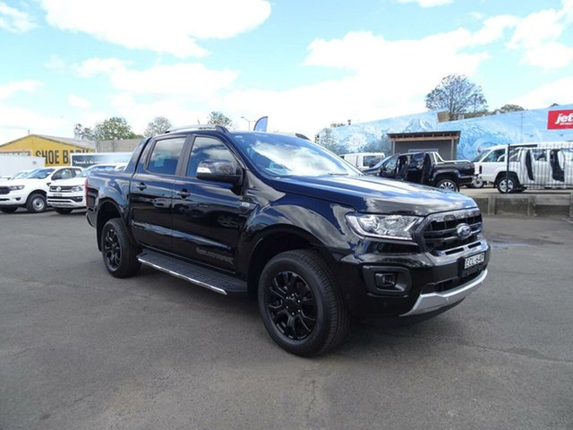 Used Ford Ranger Wildtrak Pick-up Double Cab, Nowra, 2019 Ford Ranger Wildtrak Pick-up Double Cab Utility