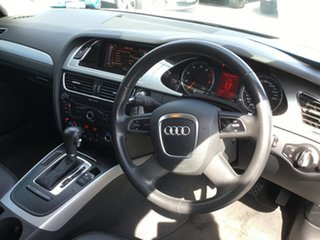 2011 Audi A4 1.8 TFSI Sedan.