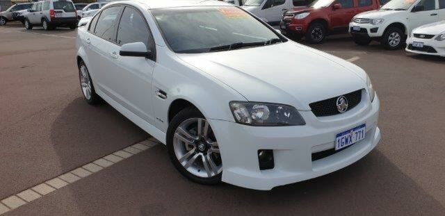 Discounted Used Holden Commodore SV6, East Bunbury, 2010 Holden Commodore SV6 Sedan