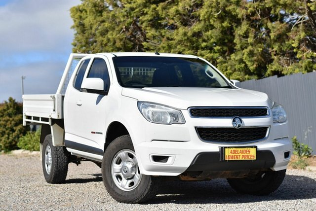 Used Holden Colorado LS Space Cab, Enfield, 2016 Holden Colorado LS Space Cab Cab Chassis