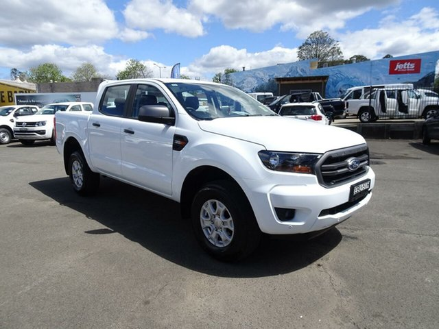 Used Ford Ranger XLS Double Cab, Nowra, 2018 Ford Ranger XLS Double Cab Utility