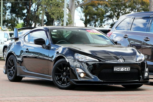 Used Toyota 86 GT, Narellan, 2016 Toyota 86 GT Coupe