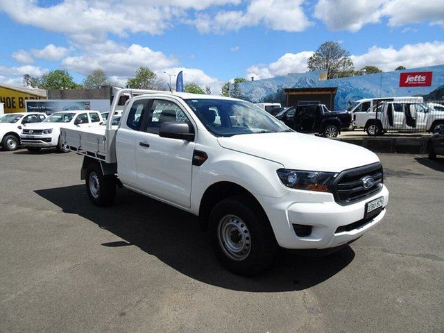 Used Ford Ranger XL Super Cab 4x2 Hi-Rider, Nowra, 2018 Ford Ranger XL Super Cab 4x2 Hi-Rider Cab Chassis