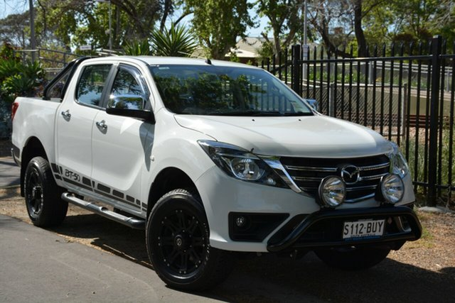Demonstrator, Demo, Near New Mazda BT-50 XTR, Cheltenham, 2018 Mazda BT-50 XTR Utility