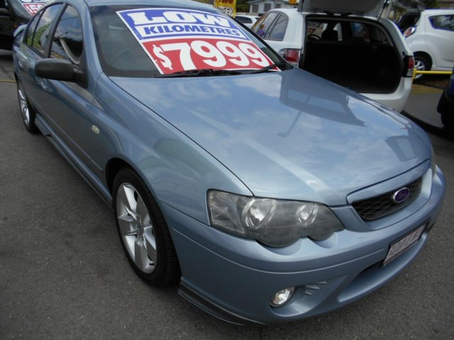 Used Ford Falcon XR6, Slacks Creek, 2008 Ford Falcon XR6 Sedan