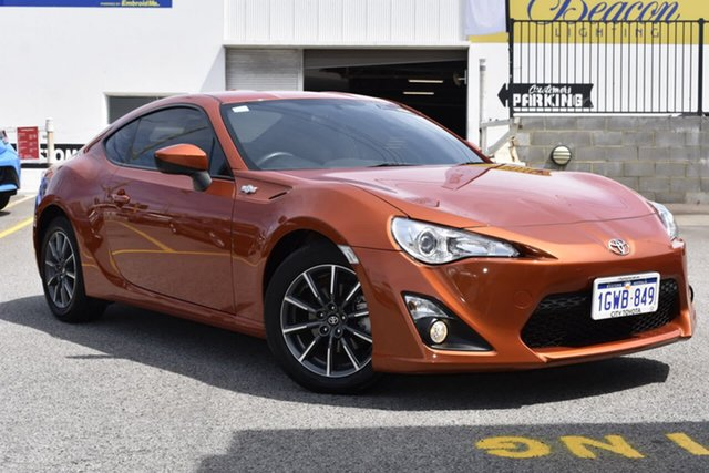 Used Toyota 86 GT, Northbridge, 2014 Toyota 86 GT Coupe