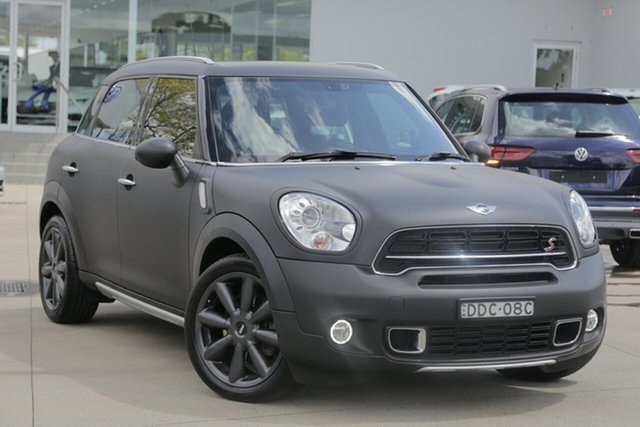 Used Mini Countryman Cooper S, Waitara, 2015 Mini Countryman Cooper S Wagon