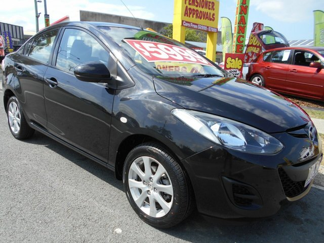 Used Mazda 2 Maxx, Slacks Creek, 2010 Mazda 2 Maxx Sedan