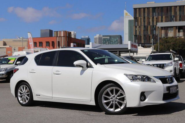 Used Lexus CT 200H. Hybrid Luxury, Northbridge, 2012 Lexus CT 200H. Hybrid Luxury Hatchback