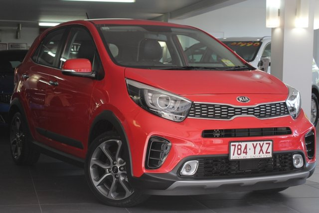 Demonstrator, Demo, Near New Kia Picanto AO Edition, Toowong, 2019 Kia Picanto AO Edition Hatchback