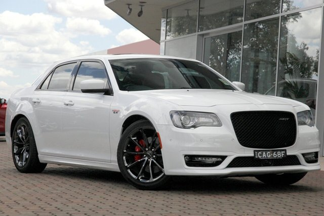 Discounted Demonstrator, Demo, Near New Chrysler 300 SRT, Warwick Farm, 2019 Chrysler 300 SRT Sedan
