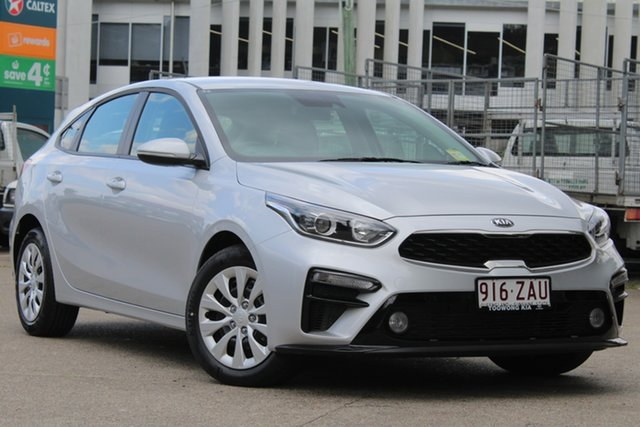 Demonstrator, Demo, Near New Kia Cerato S, Toowong, 2019 Kia Cerato S Hatchback