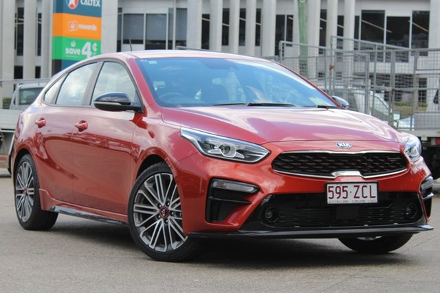 Demonstrator, Demo, Near New Kia Cerato GT DCT, Toowong, 2019 Kia Cerato GT DCT Hatchback