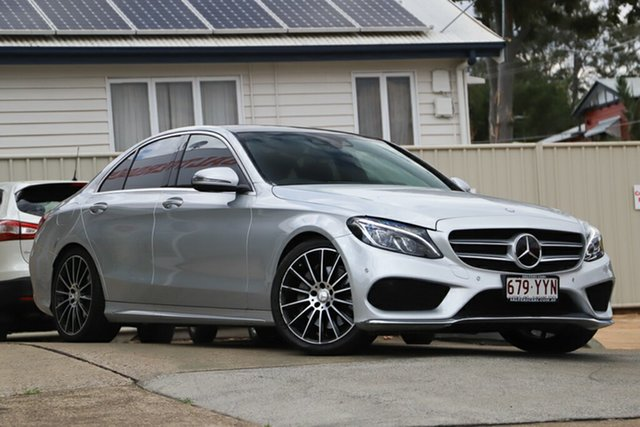 Used Mercedes-Benz C-Class C250 BlueTEC 7G-Tronic +, Indooroopilly, 2015 Mercedes-Benz C-Class C250 BlueTEC 7G-Tronic + Sedan