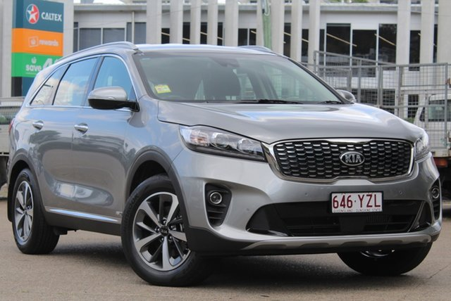 Demonstrator, Demo, Near New Kia Sorento Sport, Toowong, 2018 Kia Sorento Sport Wagon