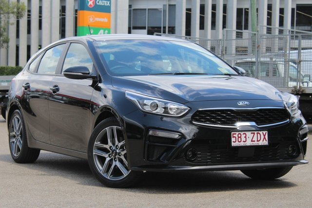 Demonstrator, Demo, Near New Kia Cerato Sport+, Toowong, 2018 Kia Cerato Sport+ Hatchback