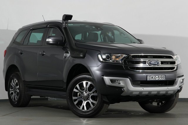 Used Ford Everest Trend 4WD, Narellan, 2016 Ford Everest Trend 4WD SUV