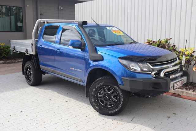 Used Holden Colorado LS Pickup Crew Cab, Cairns, 2017 Holden Colorado LS Pickup Crew Cab Utility