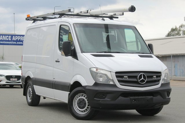 Used Mercedes-Benz Sprinter 313CDI Low Roof SWB 7G-Tronic, Toowong, 2016 Mercedes-Benz Sprinter 313CDI Low Roof SWB 7G-Tronic Van
