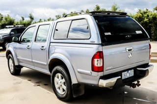 2004 Holden Rodeo LT Crew Cab Utility.