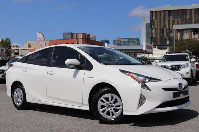 Used Toyota Prius Hybrid, Northbridge, 2018 Toyota Prius Hybrid Hatchback
