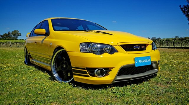 Used Ford Performance Vehicles GT, Tanunda, 2006 Ford Performance Vehicles GT Sedan