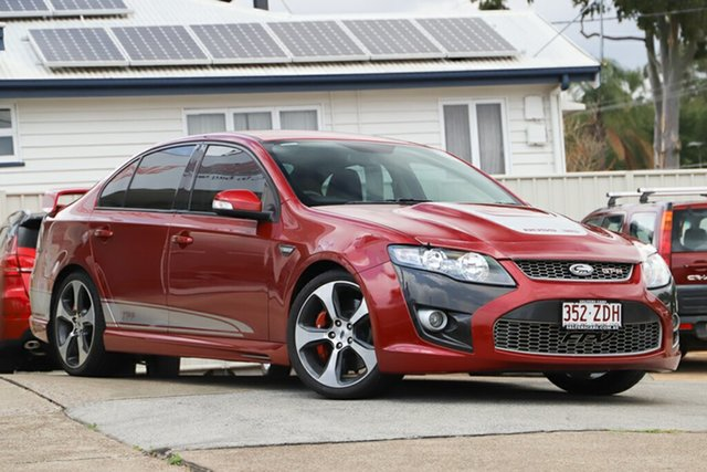 Used Ford Performance Vehicles GT-P, Indooroopilly, 2008 Ford Performance Vehicles GT-P Sedan
