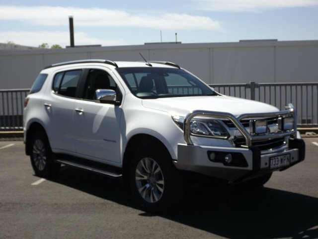 Used Holden Trailblazer LT, Toowoomba, 2016 Holden Trailblazer LT Wagon