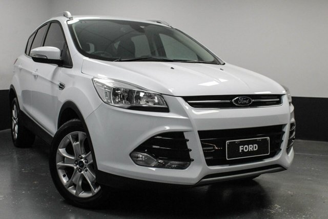 Used Ford Kuga Trend PwrShift AWD, Cardiff, 2014 Ford Kuga Trend PwrShift AWD Wagon