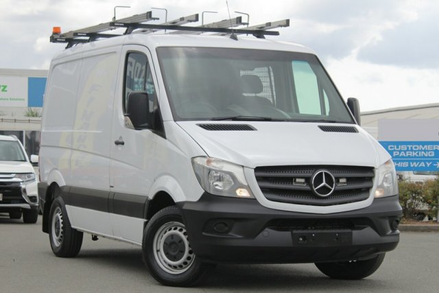 Used Mercedes-Benz Sprinter 313CDI Low Roof MWB 7G-Tronic, Bowen Hills, 2016 Mercedes-Benz Sprinter 313CDI Low Roof MWB 7G-Tronic Van