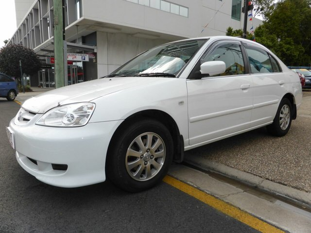 Used Honda Civic GLi, Southport, 2003 Honda Civic GLi Sedan