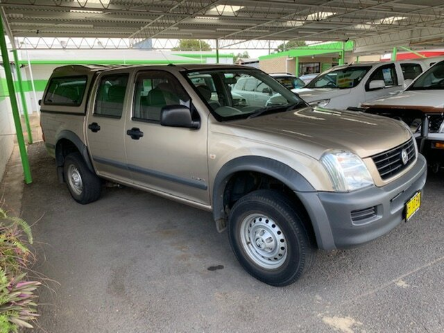 Used Holden Rodeo DUAL CAB, Casino, 2005 Holden Rodeo DUAL CAB Dual Cab