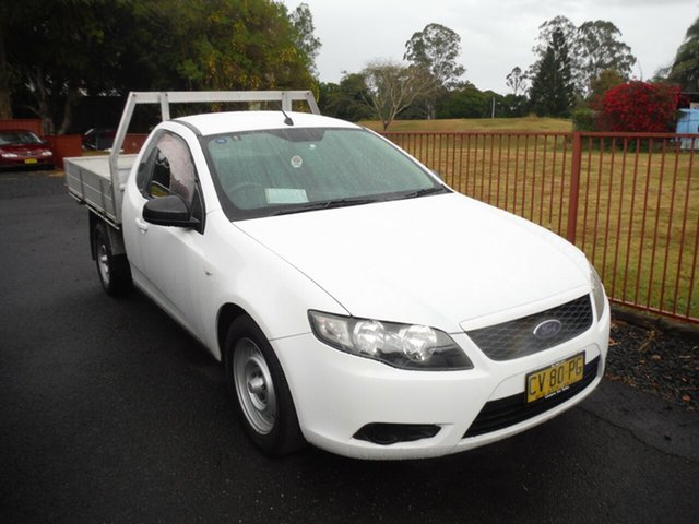 Used Ford Falcon, East Lismore, 2010 Ford Falcon FG Upgrade Cab Chassis