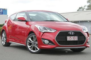 2016 Hyundai Veloster SR Coupe D-CT Turbo Hatchback.