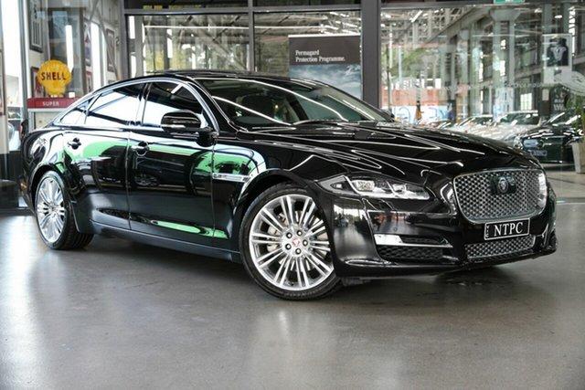 Used Jaguar XJ Premium LWB Luxury, North Melbourne, 2016 Jaguar XJ Premium LWB Luxury Sedan