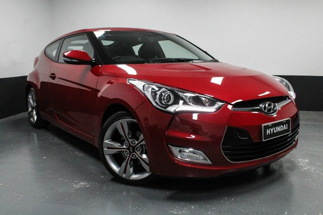Used Hyundai Veloster Coupe D-CT, Cardiff, 2014 Hyundai Veloster Coupe D-CT Hatchback