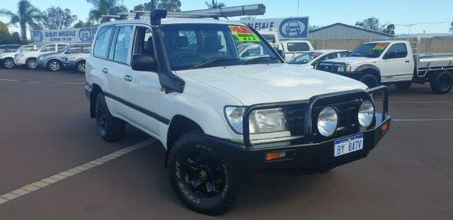 Discounted Used Toyota Landcruiser Standard, East Bunbury, 2004 Toyota Landcruiser Standard Wagon