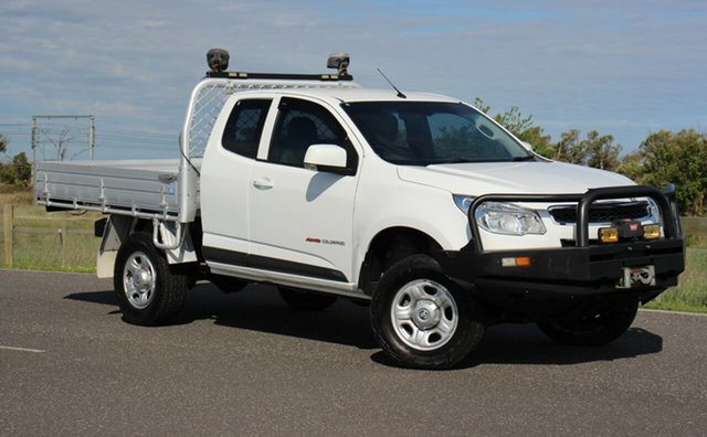 Used Holden Colorado LS Space Cab, Officer, 2015 Holden Colorado LS Space Cab Cab Chassis