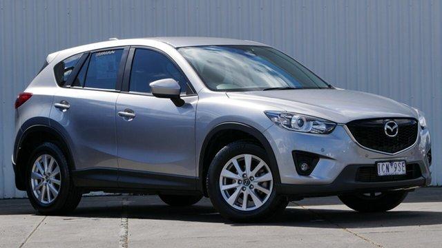 Used Mazda CX-5 Maxx Sport (4x4), Sebastopol, 2014 Mazda CX-5 Maxx Sport (4x4) Wagon