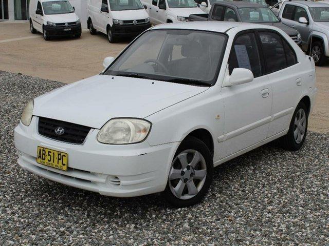 Used Hyundai Accent 1.6, Bathurst, 2004 Hyundai Accent 1.6 Hatchback