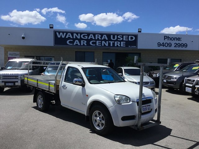 Used Great Wall V240 (4x2), Wangara, 2011 Great Wall V240 (4x2) Cab Chassis