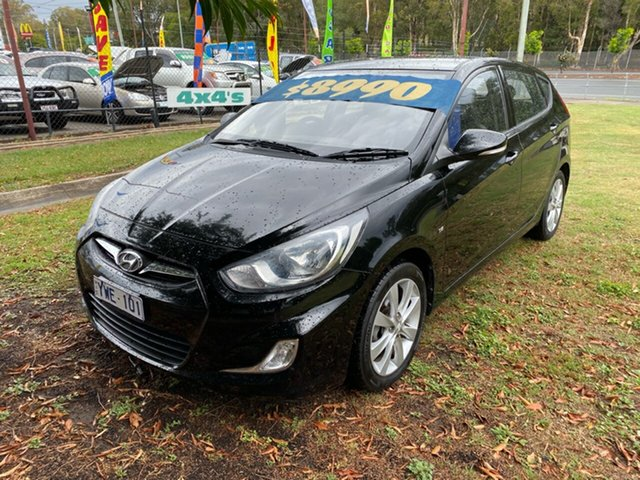 Used Hyundai Accent Elite, Clontarf, 2012 Hyundai Accent Elite Sedan