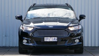 2018 Ford Mondeo Trend TDCi Wagon.