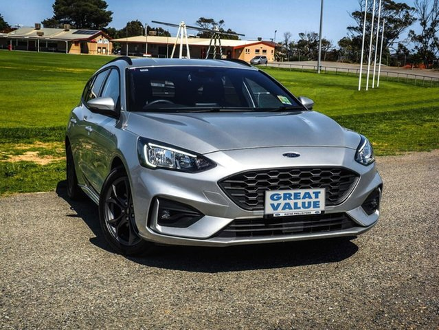 Discounted Used Ford Focus ST-Line, Reynella, 2018 Ford Focus ST-Line Wagon