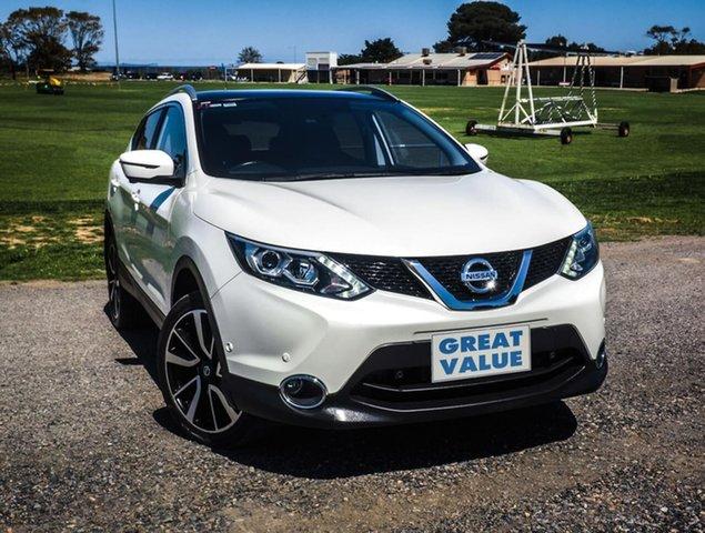 Used Nissan Qashqai TI, Reynella, 2017 Nissan Qashqai TI Wagon