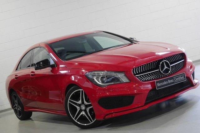 Used Mercedes-Benz CLA-Class CLA200 CDI DCT, Chatswood, 2014 Mercedes-Benz CLA-Class CLA200 CDI DCT Coupe