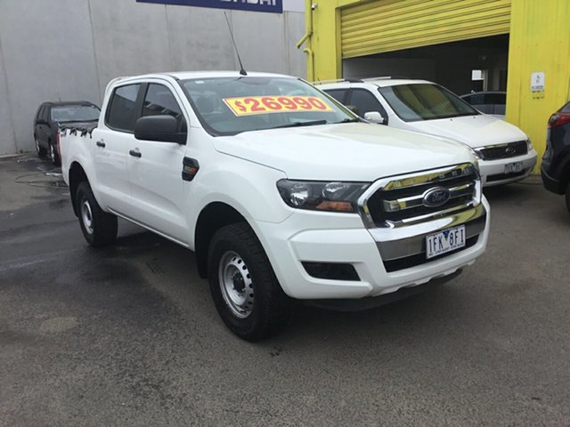 Used Ford Ranger XL Double Cab, Cranbourne, 2015 Ford Ranger XL Double Cab Utility
