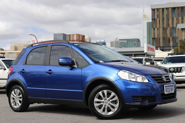 Used Suzuki SX4 S, Northbridge, 2012 Suzuki SX4 S Hatchback